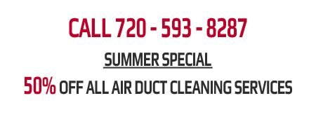 air duct cleaning special summer 2015
